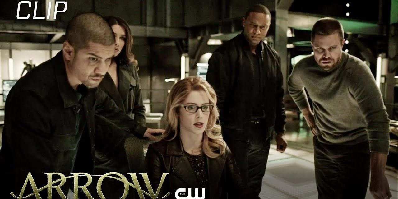 Arrow | Confessions Scene | The CW