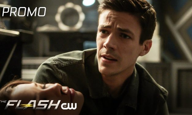 The Flash | The Girl with the Red Lightning Promo | The CW