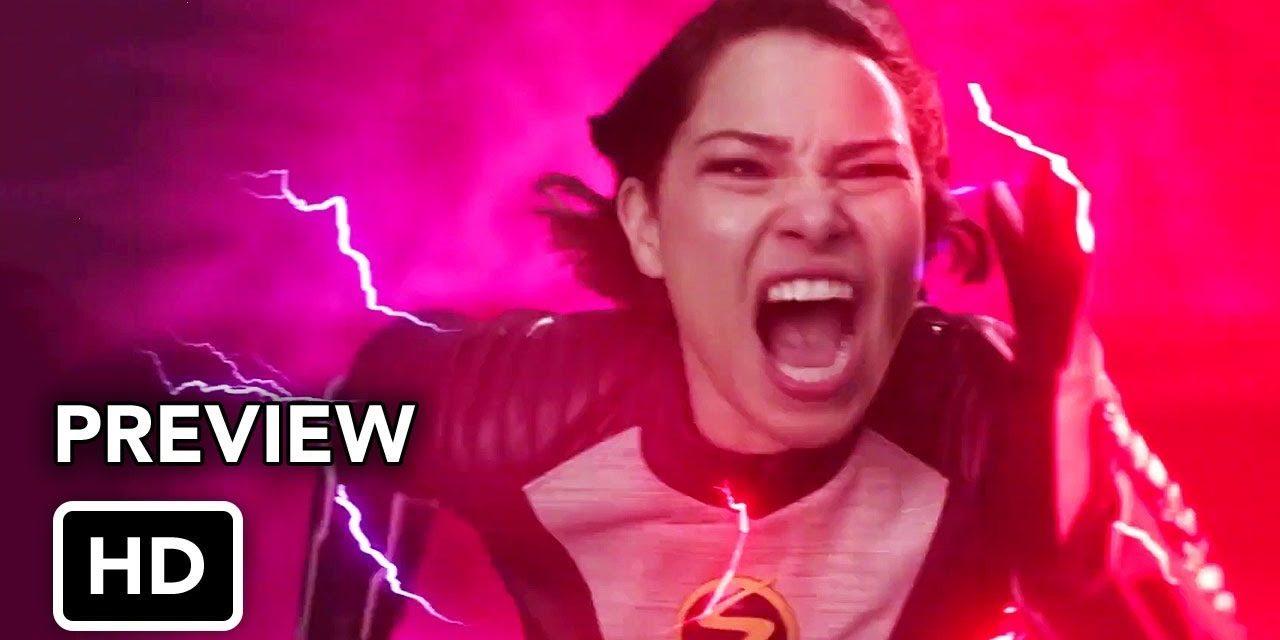 """The Flash 5×20 Inside """"Gone Rogue"""" (HD) Season 5 Episode 20 Inside"""