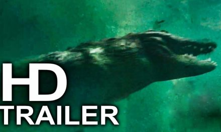CRAWL Trailer #1 NEW (2019) Alligator Hurricane Horror Movie HD