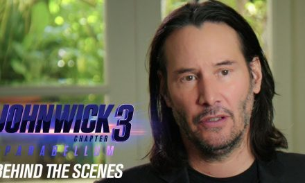 "John Wick: Chapter 3 – Parabellum (2019) Official Behind the Scenes ""Art of Action"" – Keanu Reeves"