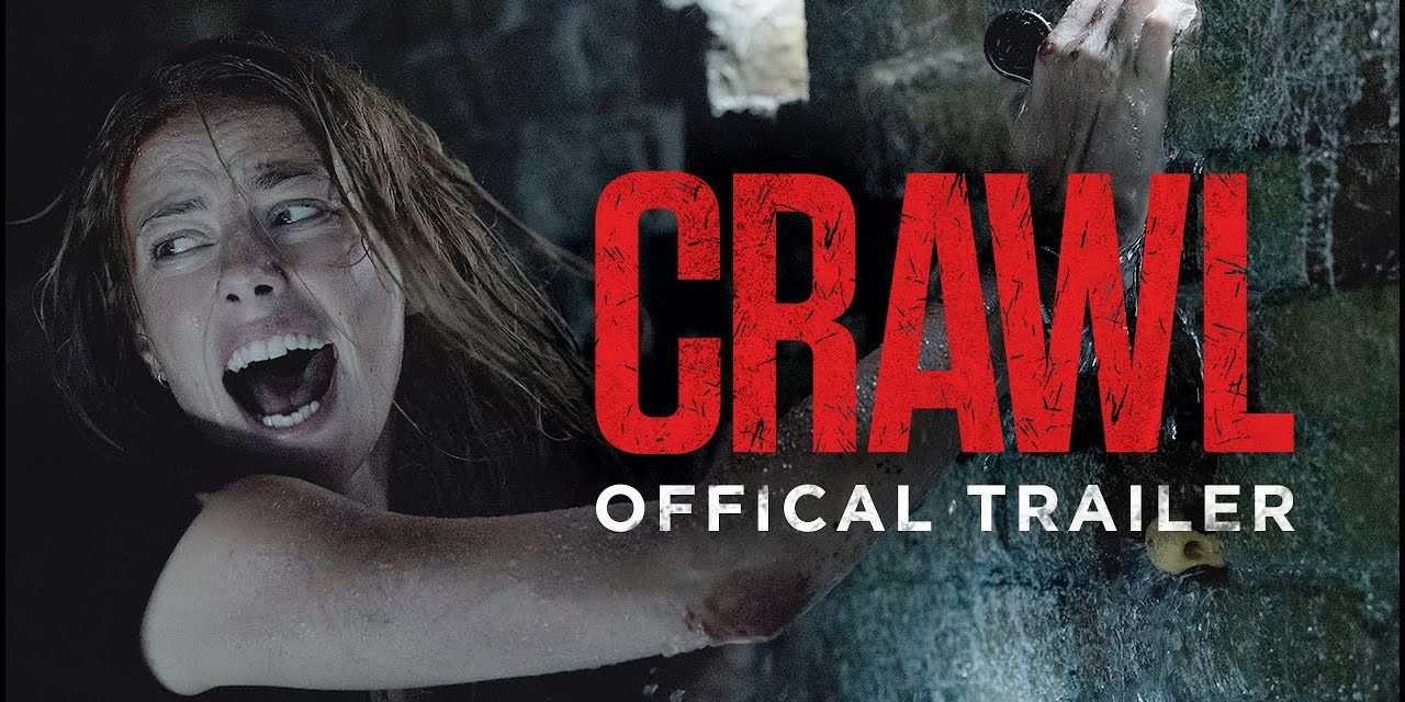Crawl | Official Trailer | Paramount Pictures UK