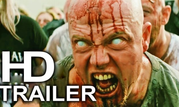 REDCON 1 Trailer #1 NEW (2019) Zombies Action Movie HD