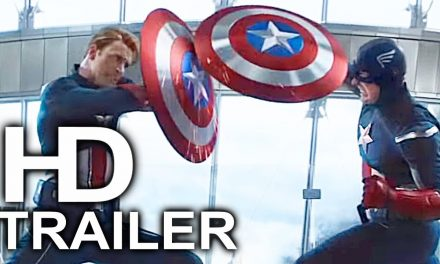 AVENGERS 4 ENDGAME Captain America Vs Himself Fight Trailer NEW (2019) Marvel Superhero Movie HD