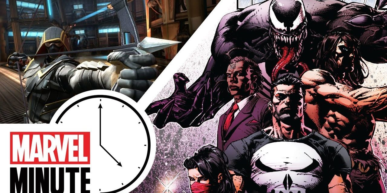 Marvel Studios' Avengers: Endgame hits theaters, Free Comic Book Day, and more!   Marvel Minute