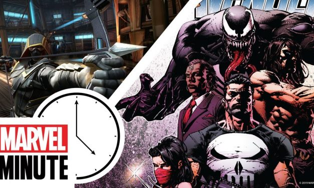 Marvel Studios' Avengers: Endgame hits theaters, Free Comic Book Day, and more! | Marvel Minute
