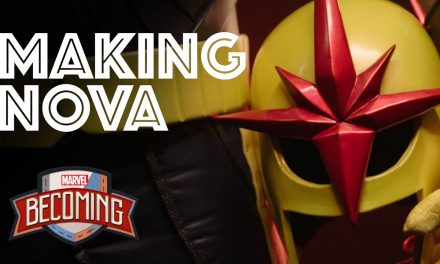 Making Of Nova | Marvel Becoming