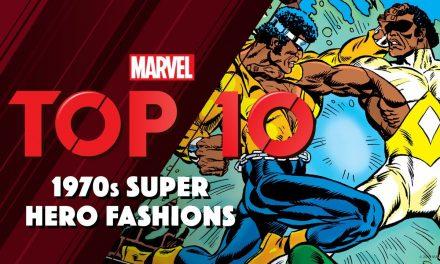 1970s Super Hero Fashion | Marvel Top 10