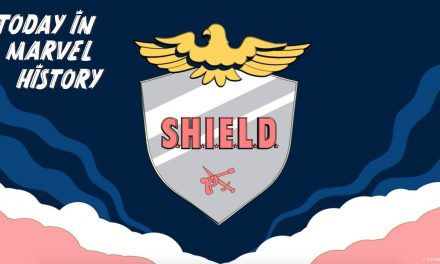 S.H.I.E.L.D. was first introduced today in 1965!   Today In Marvel History