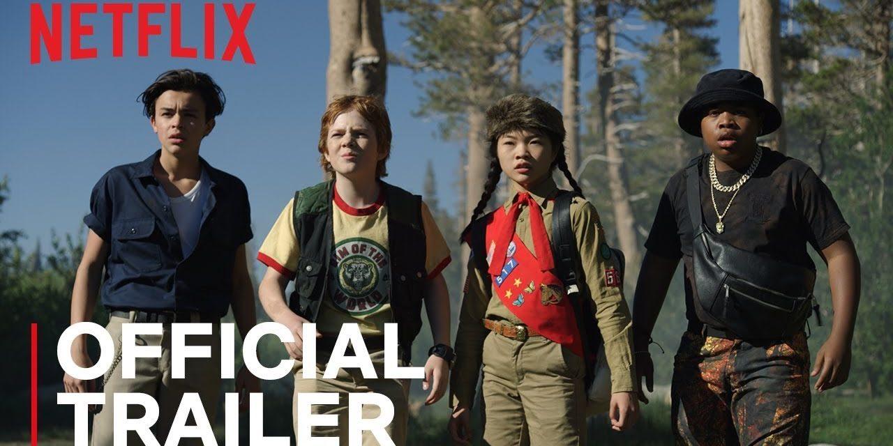 Rim of the World   Official Trailer [HD]   Netflix