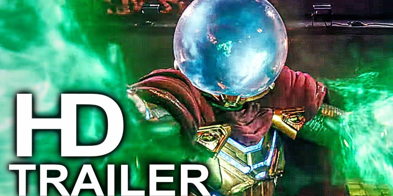 SPIDER-MAN FAR FROM HOME Trailer #2 NEW (2019) Marvel Superhero Movie HD
