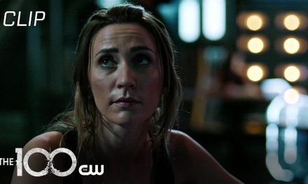 The 100 | Red Sun Rising Scene | The CW