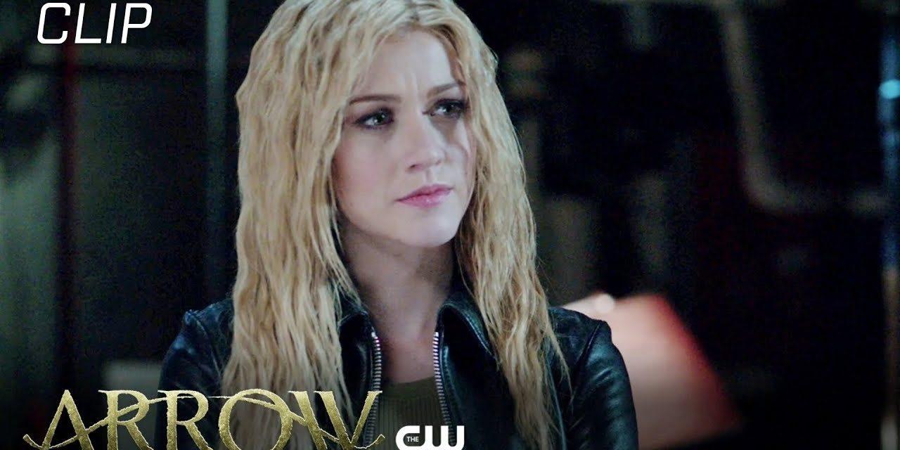Arrow | Living Proof Scene | The CW