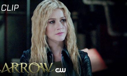 Arrow | Living Proof Scene | The CW