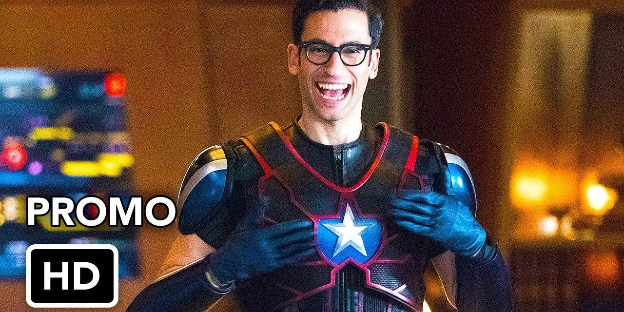 "DC's Legends of Tomorrow 4×15 Promo ""Terms Of Service"" (HD) Season 4 Episode 15 Promo"