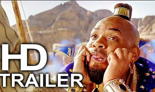 ALADDIN Make Me A Prince Scene Clip + Trailer (2019) Will Smith Disney Live Action Movie HD
