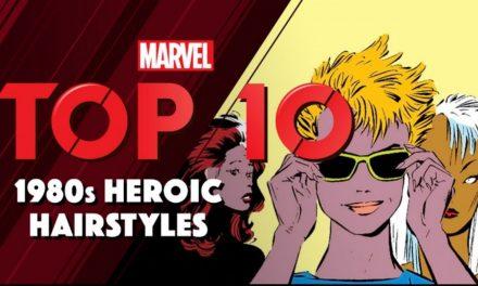 1980s Super Hero Hairstyles | Marvel Top 10
