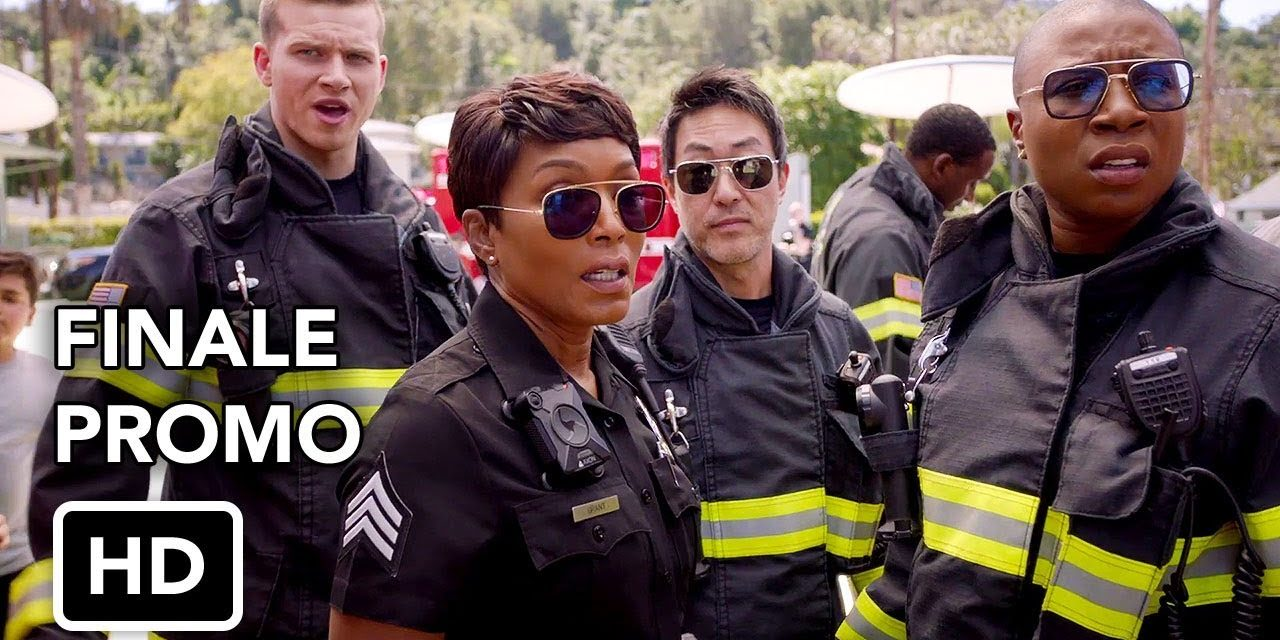 "9-1-1 2×18 Promo ""This Life We Choose"" (HD) Season Finale"