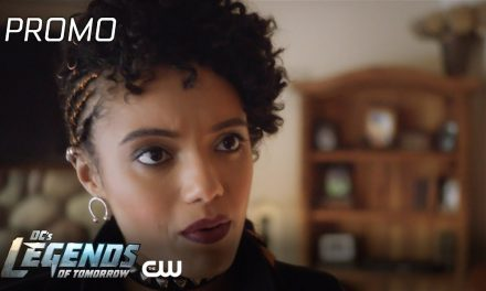 DC's Legends of Tomorrow | Terms Of Service Promo | The CW