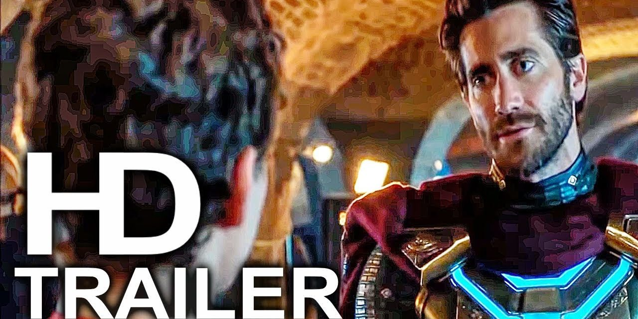 SPIDER-MAN FAR FROM HOME Peter Meets Mysterio Scene Clip + Trailer (2019) Marvel Superhero Movie HD