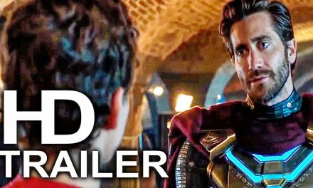 SPIDER-MAN FAR FROM HOME Peter Meets Mysterio Scene Clip + Trailer (2019) Marvel Superhero Movie HD