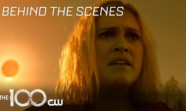 The 100 | Inside: Red Sun Rising | The CW