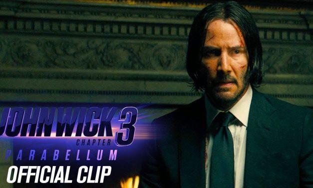 "John Wick: Chapter 3 – Parabellum (2019) Clip ""Director Conversation"" – Keanu Reeves"
