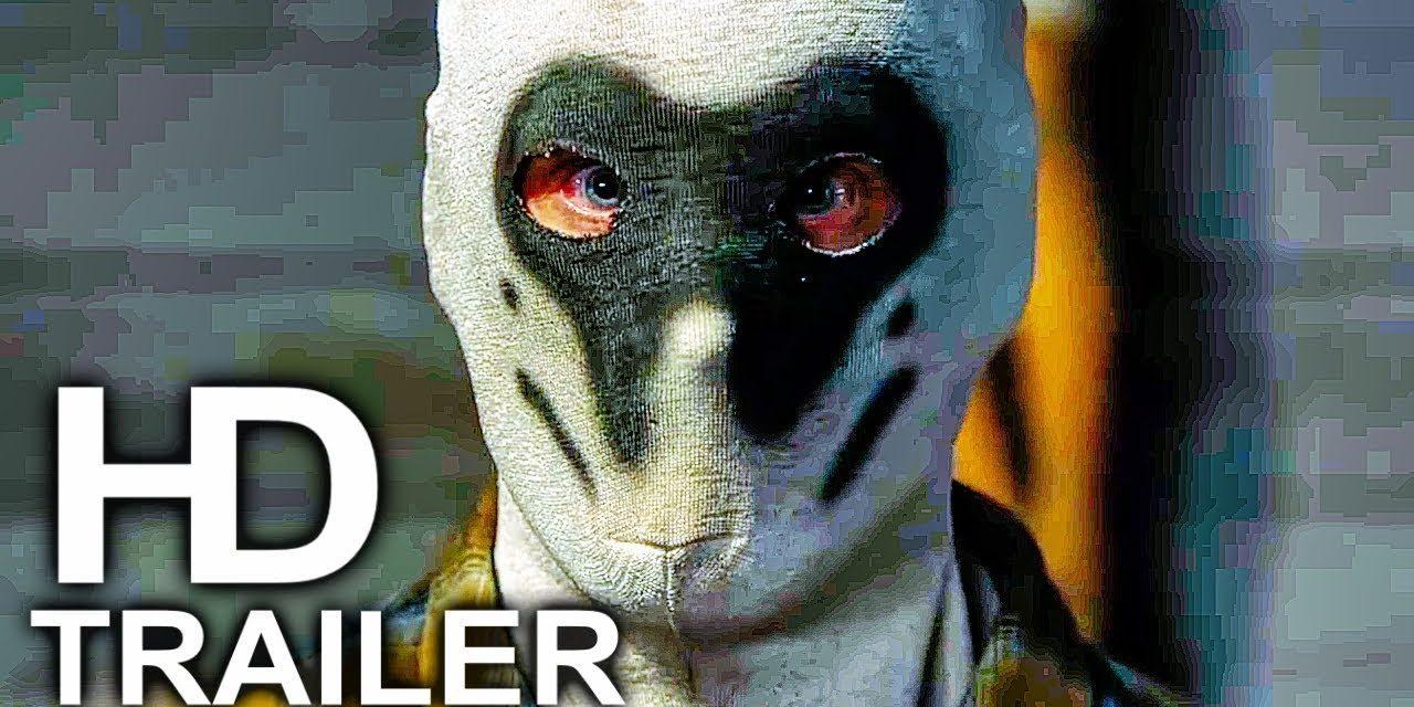 WATCHMEN Trailer #1 NEW (2019) Superhero Series HD