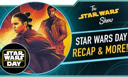 Journey to Star Wars: The Rise of Skywalker Books Revealed, Plus YOUR Star Wars Day Messages
