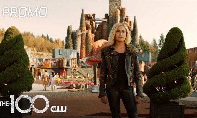 The 100   The Children of Gabriel Promo   The CW