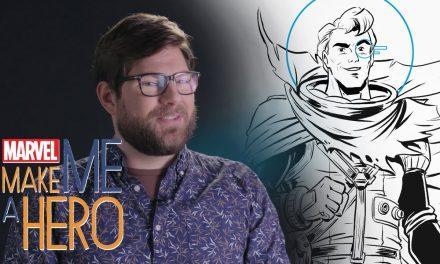 Space Ambassador   Marvel Make Me a Hero