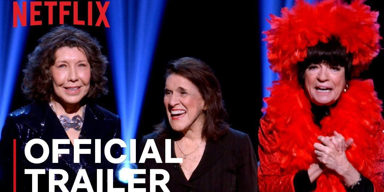 Still LAUGH-IN: The Stars Celebrate | Trailer | Netflix Comedy Special
