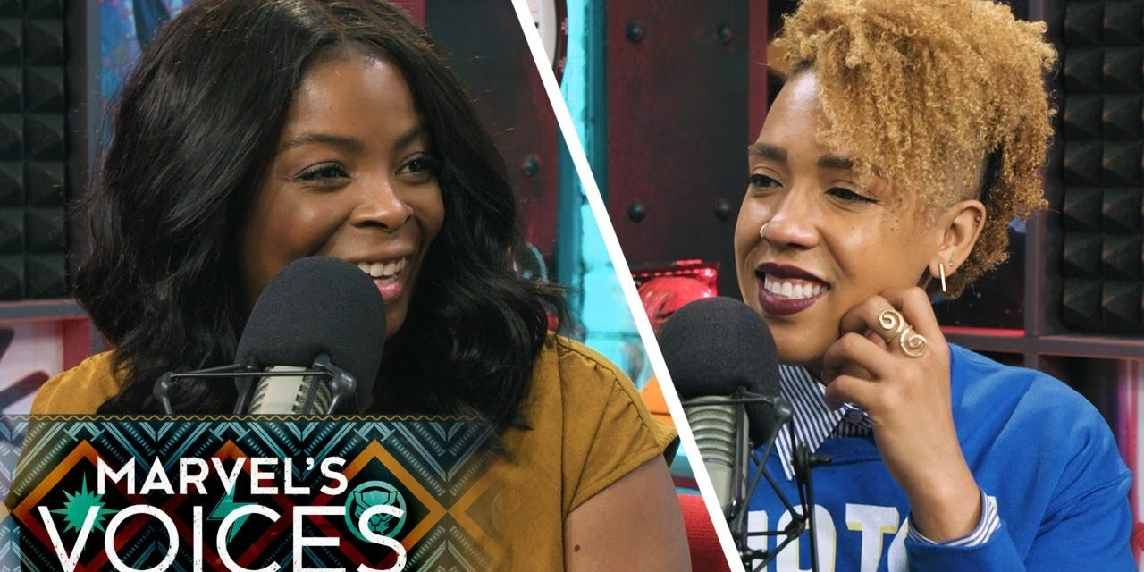 Comedian Janelle James on the Similarities Between Comedy and Comics | Marvel's Voices