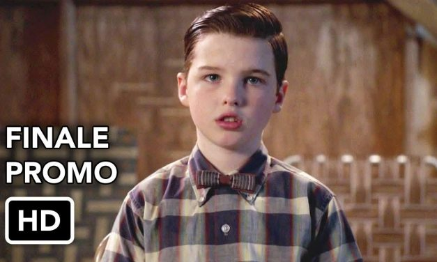 """Young Sheldon 2×22 Promo """"A Swedish Science Thing and the Equation for Toast"""" (HD) Season Finale"""