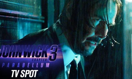"John Wick: Chapter 3 – Parabellum (2019) Official TV Spot ""Tick Tock"" – Keanu Reeves, Halle Berry"