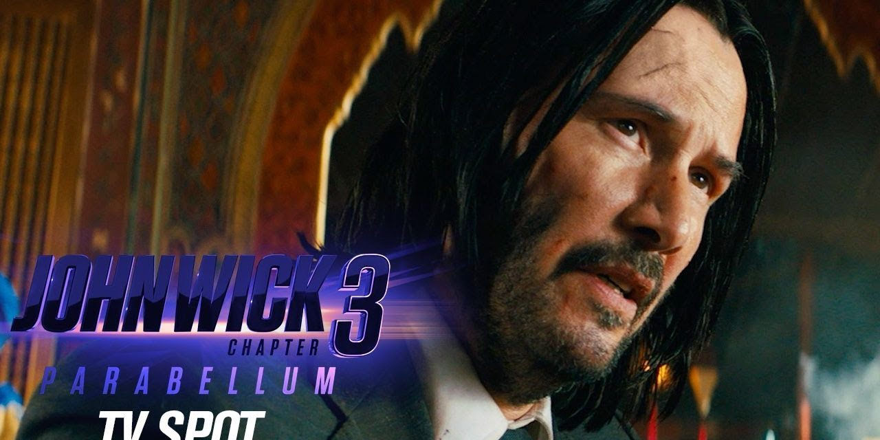 "John Wick: Chapter 3 – Parabellum (2019) Official TV Spot ""Wife"" – Keanu Reeves, Halle Berry"