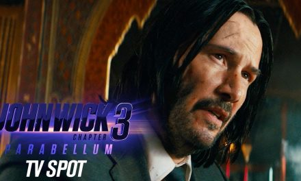 """John Wick: Chapter 3 – Parabellum (2019) Official TV Spot """"Wife"""" – Keanu Reeves, Halle Berry"""
