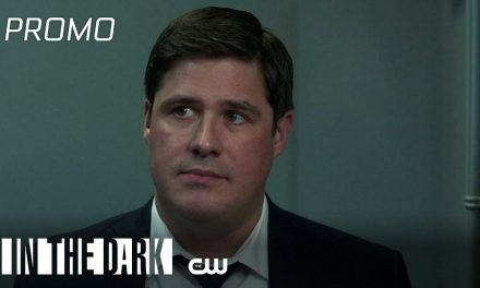 In The Dark | The One That Got Away Promo | The CW