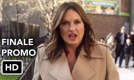 "Law and Order SVU 20×24 Promo ""End Game"" (HD) Season Finale"