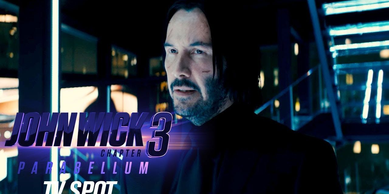 """John Wick: Chapter 3 – Parabellum (2019) TV Spot  """"Do This Review"""" – Keanu Reeves, Halle Berry"""