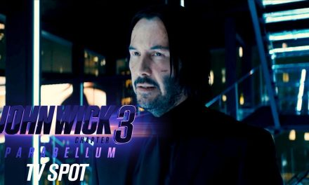"John Wick: Chapter 3 – Parabellum (2019) TV Spot  ""Do This Review"" – Keanu Reeves, Halle Berry​"