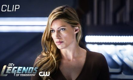 DC's Legends Of Tomorrow   Terms Of Service Scene   The CW