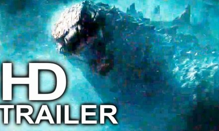 GODZILLA 2 Monsters Wakes Up Trailer NEW (2019) King Of The Monsters Action Movie HD