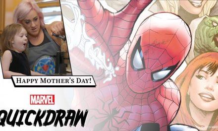 Spider-Man #800 w/ Rachelle Rosenberg   Marvel Quickdraw
