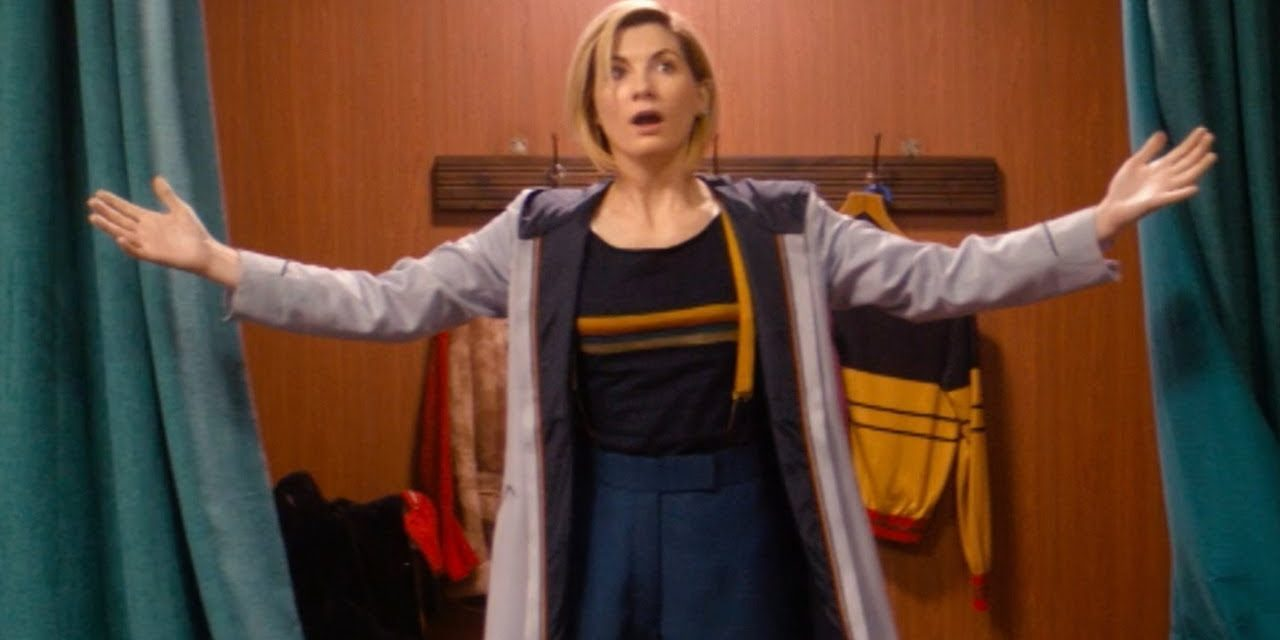 The Thirteenth Doctor Gets Her Clothes | The Woman Who Fell To Earth | Doctor Who