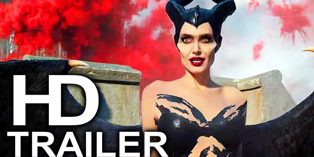 Maleficent 2 Mistress Of Evil Trailer 1 New 2019 Angelina
