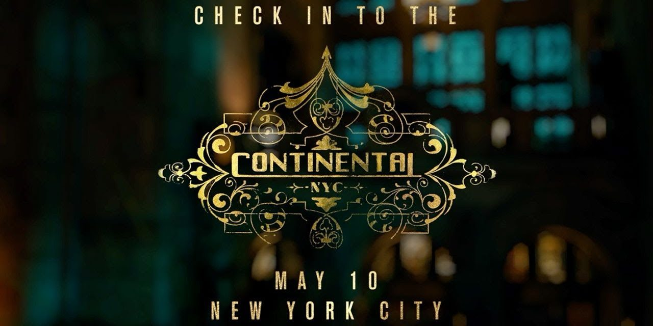 John Wick: Chapter 3 – Parabellum (2019) – The Continental Experience – Keanu Reeves, Halle Berry