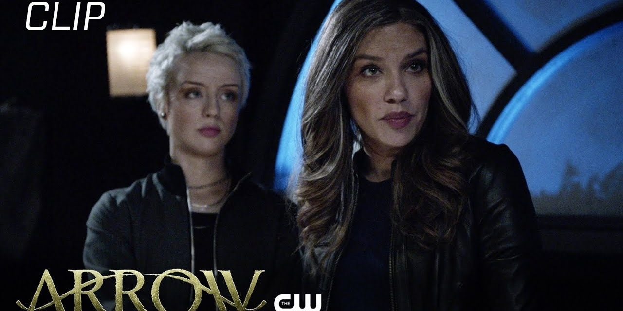 Arrow | You Have Saved This City Scene | The CW