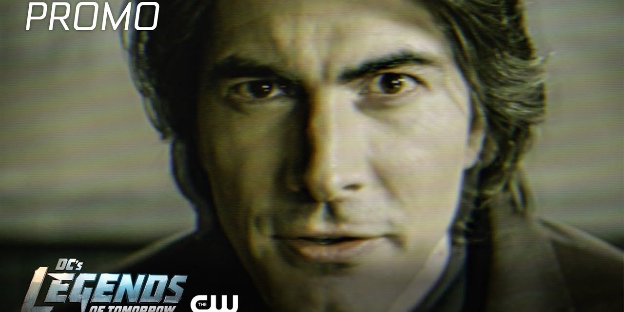 DC's Legends of Tomorrow | Hey, World! Promo | The CW