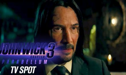 """John Wick: Chapter 3 – Parabellum (2019 Movie) Official TV Spot """"Action""""– Keanu Reeves, Halle Berry"""